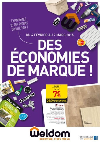 Weldom Catalogue 4fevrier 7mars2014 By Promocatalogues Com