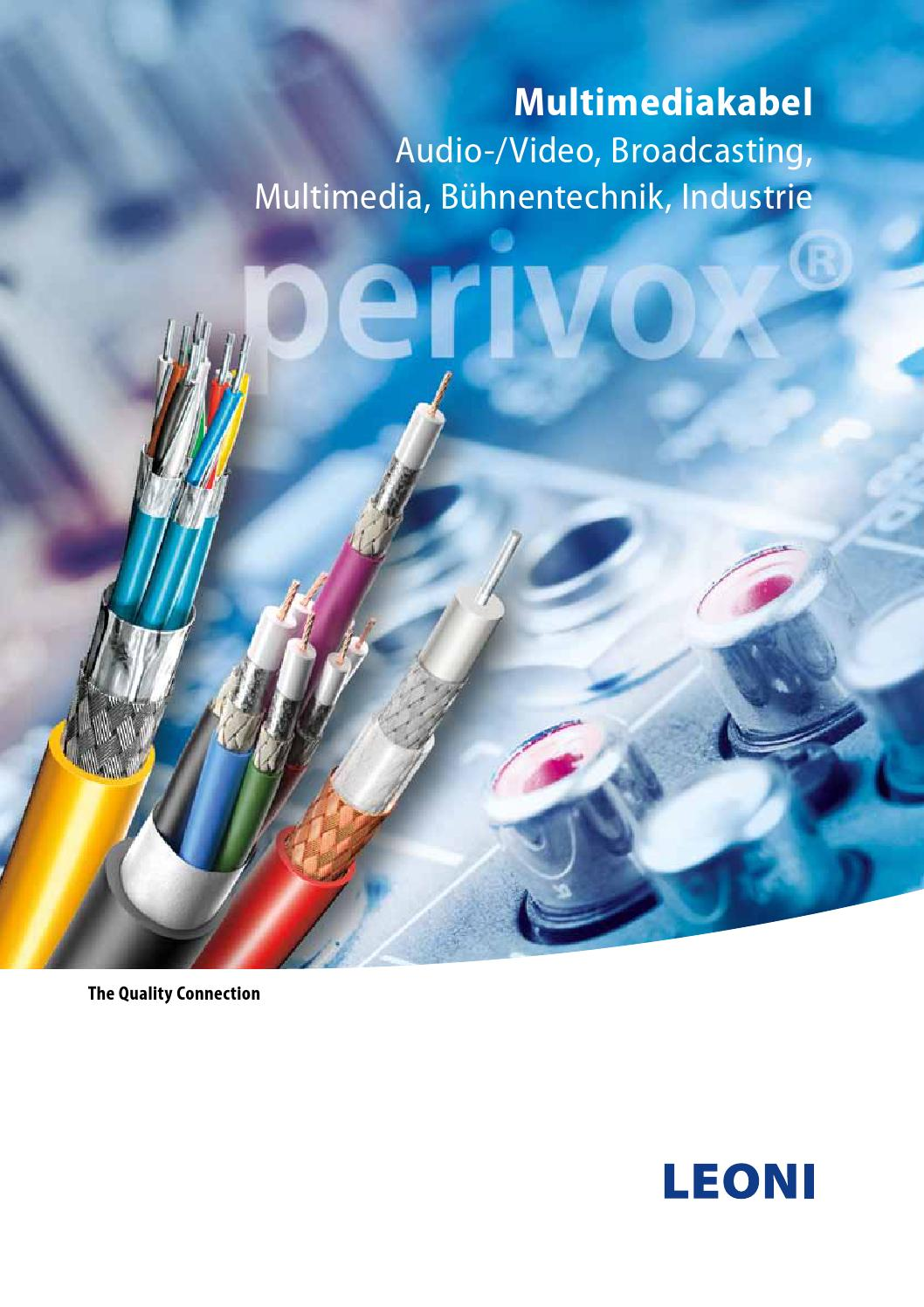 Perivox multimedia de by FELTEN Wire & Cable Solutions BV - issuu