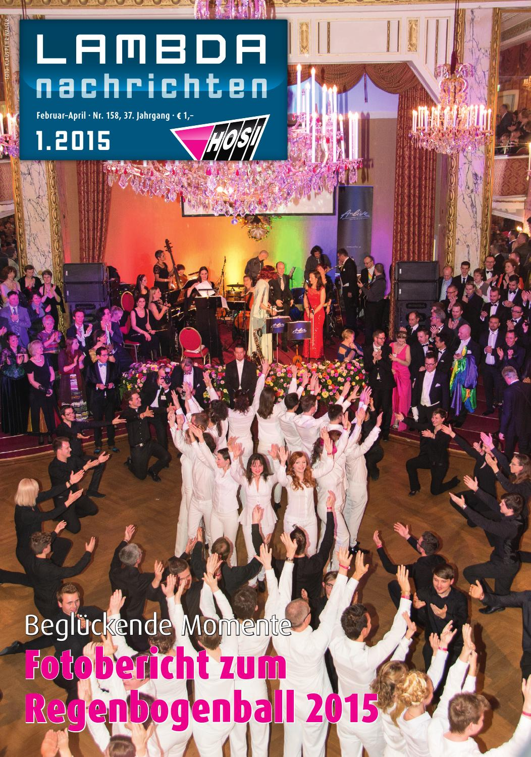LAMBDA-Nachrichten 1.2015 by Homosexuelle Initiative (HOSI) Wien - issuu