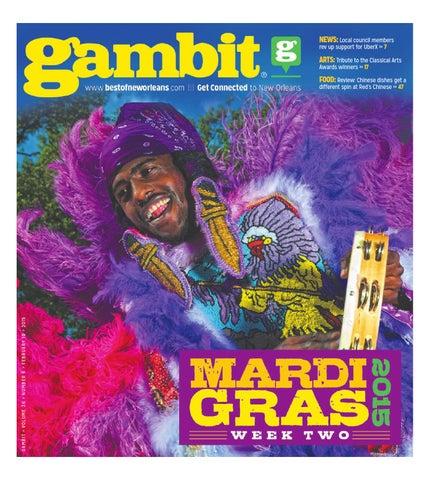 2bec7d8cc80080 Gambit New Orleans December 3