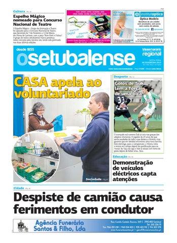 Jornal O Setubalense by O Setubalense - issuu 4b508fd9130f4