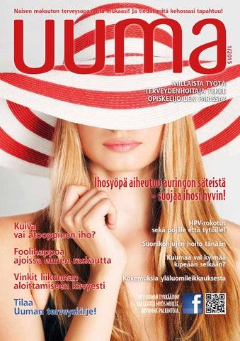 Uuma naisten terveysopas by Riitta Marke Rautakoura - issuu e03ee92607