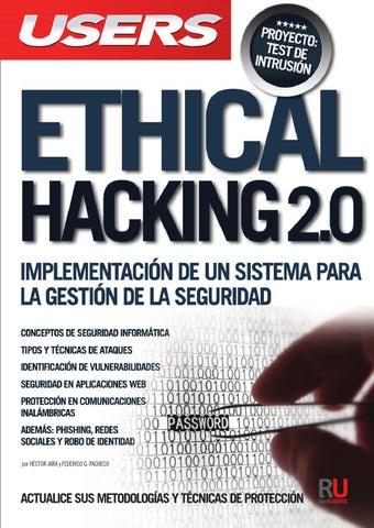 Ethical hacking 2 0 by Elsucio - issuu