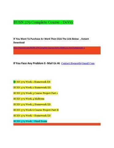 busn379 week 2 homework es