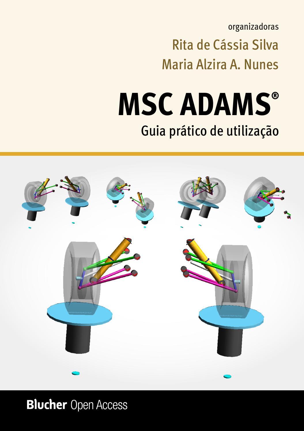 Msc adams guia prtico da utilizao by editora blucher issuu fandeluxe Images