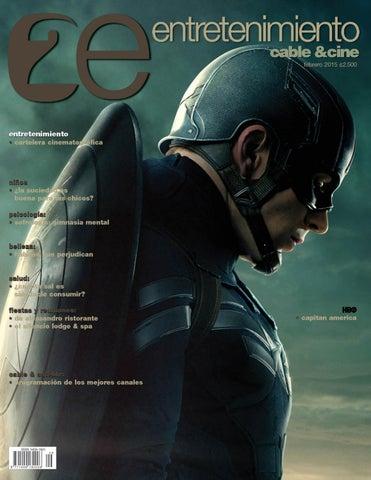 Revista Entretenimiento Cable   Cine by Revista Entretenimiento ... 21281b8830b