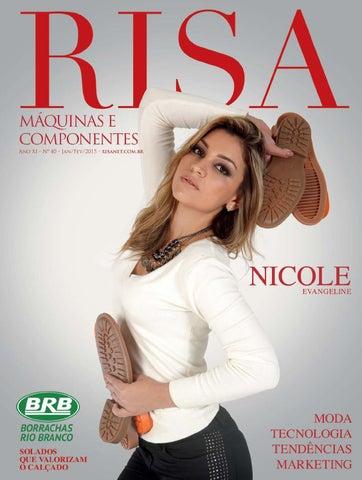 dc110d980 Risa Maquinas e Componentes - Ed. 40 by Revista Risa - issuu
