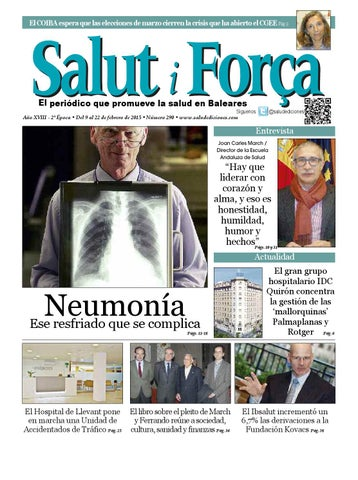290 salut i forca baleares by salud ediciones issuu