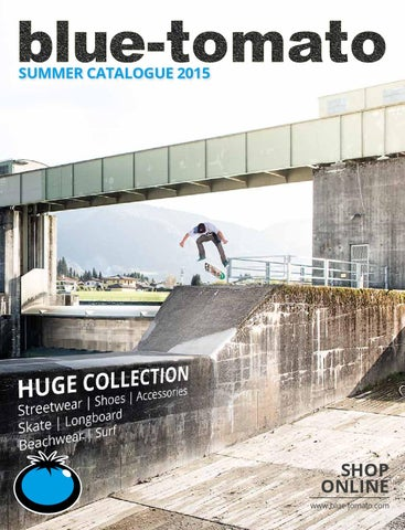 cbd9d5795b6 Blue Tomato Summer Catalogue 2015 by Blue Tomato - issuu