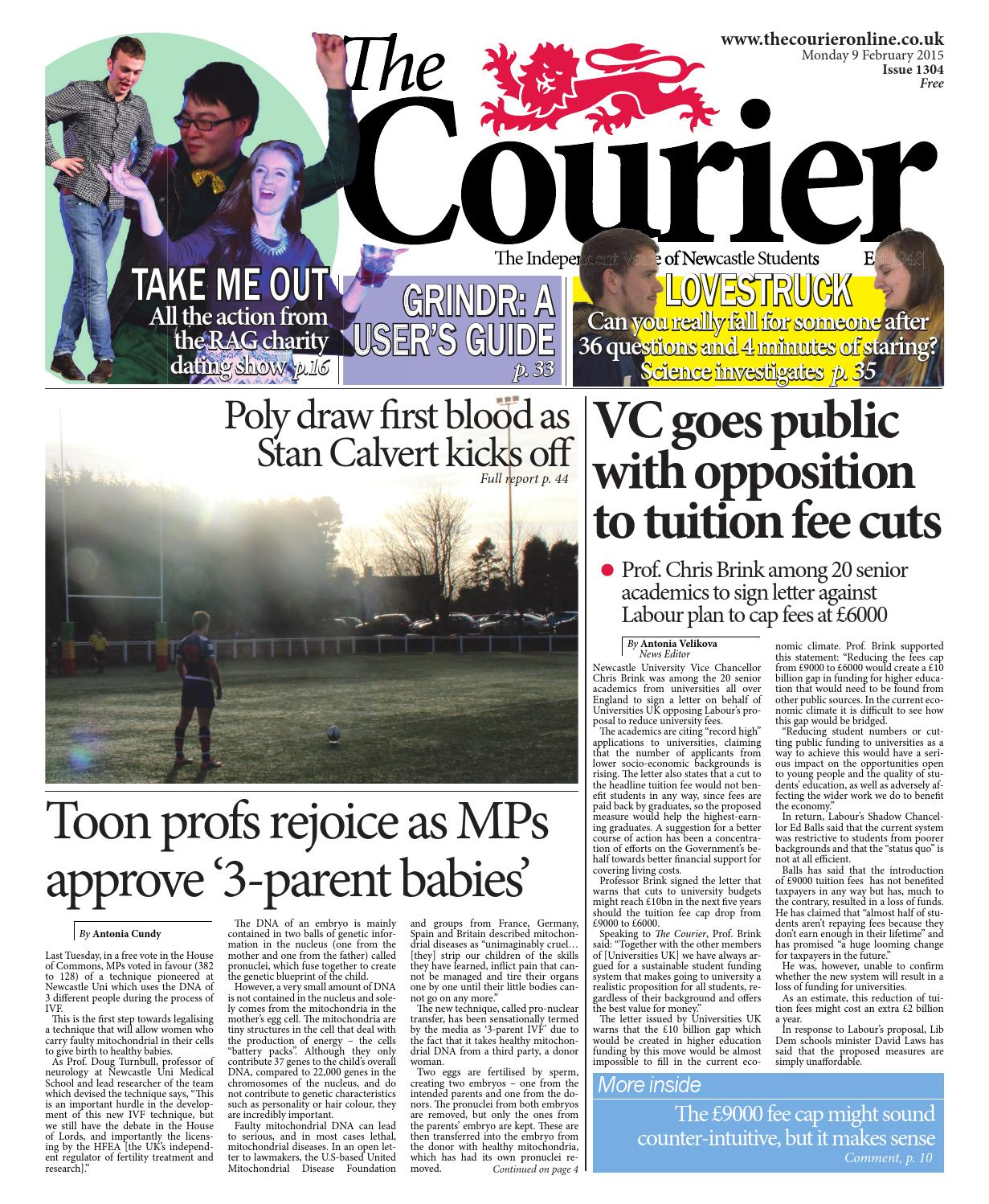Courier 1304 By The Courier Line Issuu