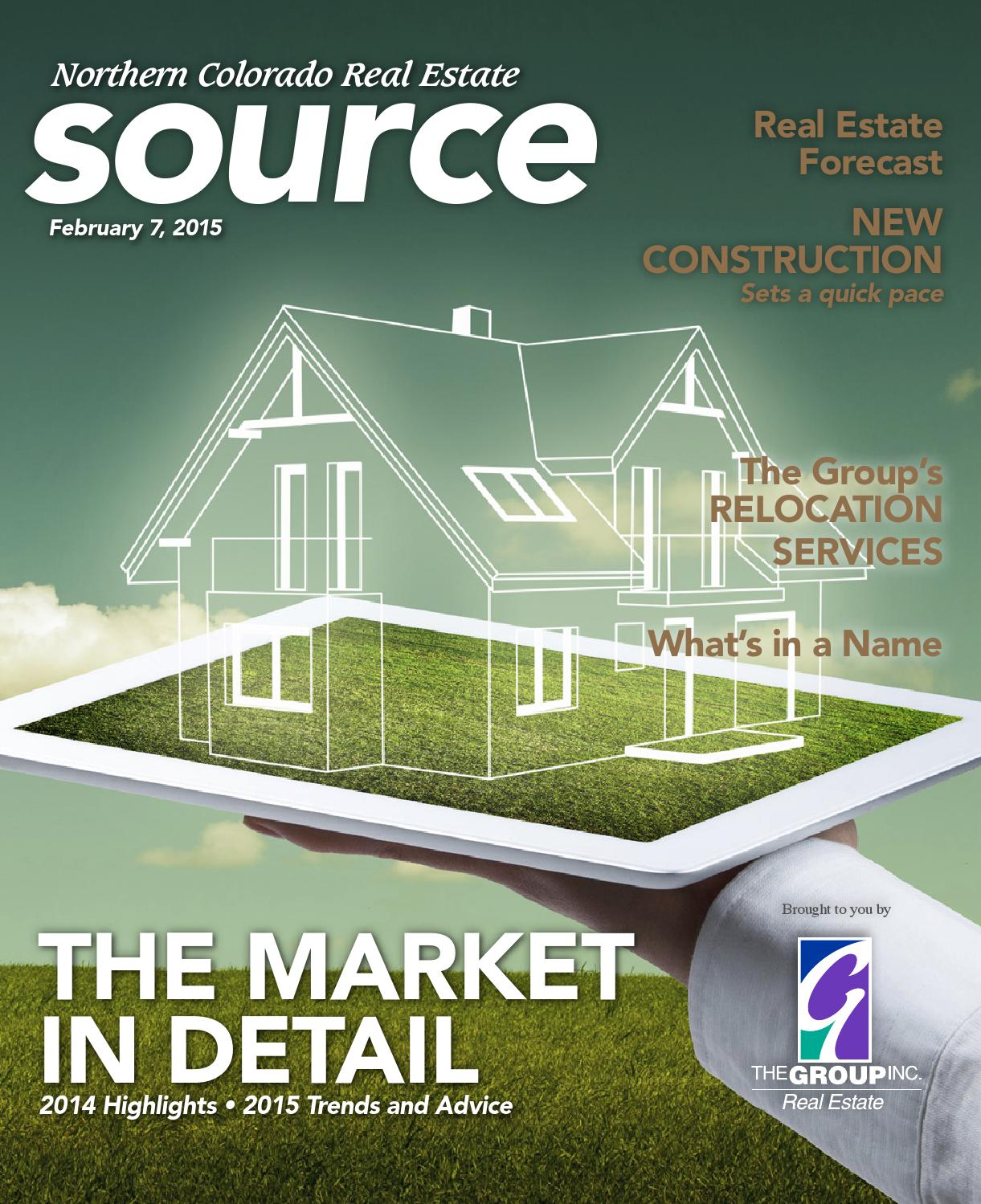 The Real Estate Source- February 2015 By The Group, Inc