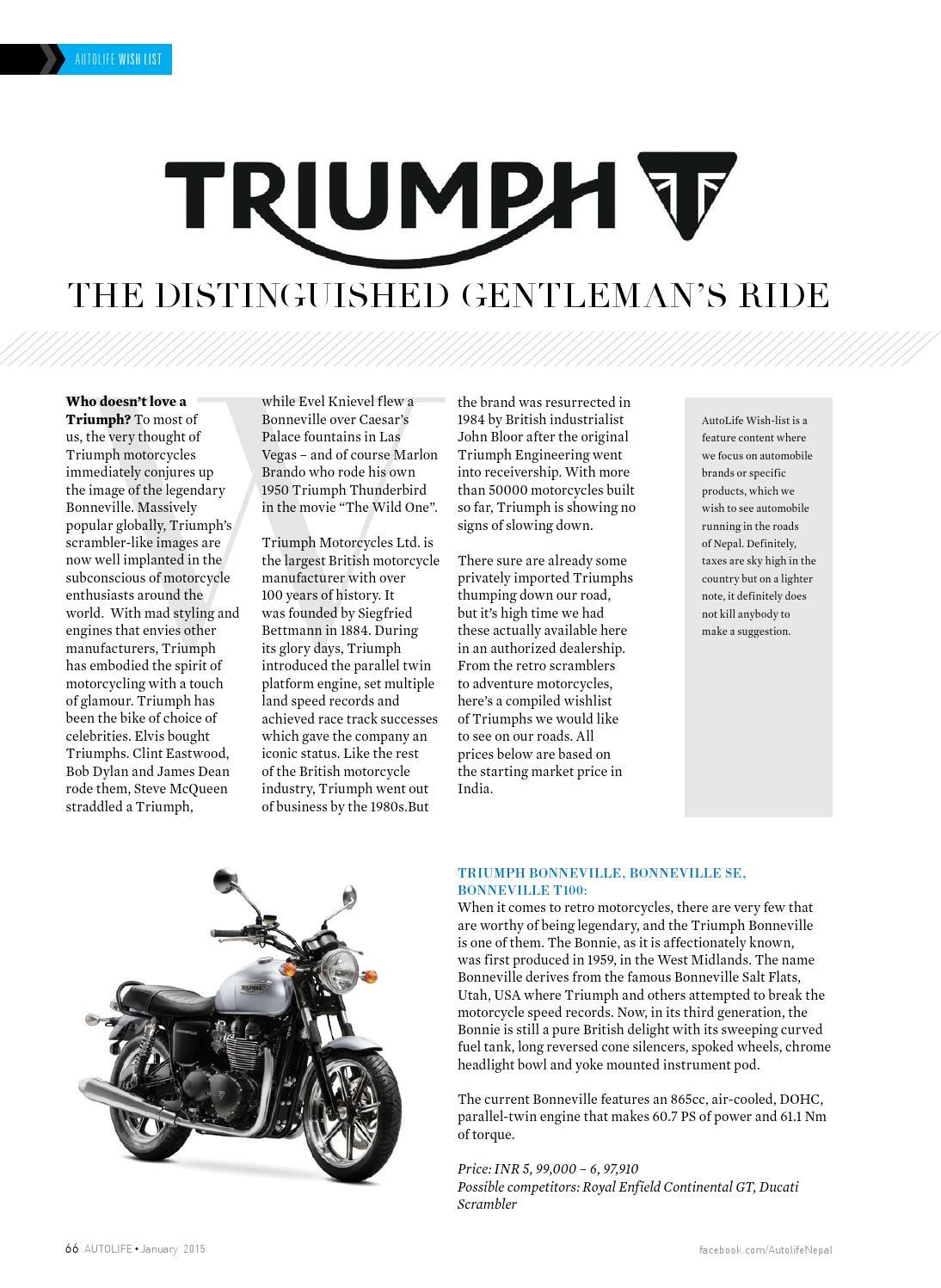 Vol4 Issue1 by AutoLife (Nepal) - issuu
