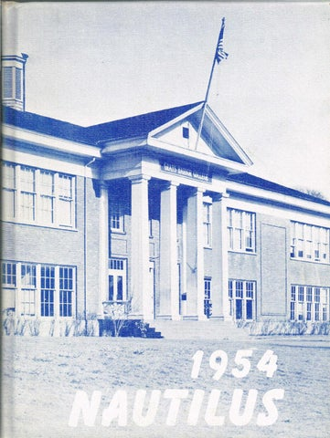 The Nautilus - 1954 by Grays Harbor College - issuu