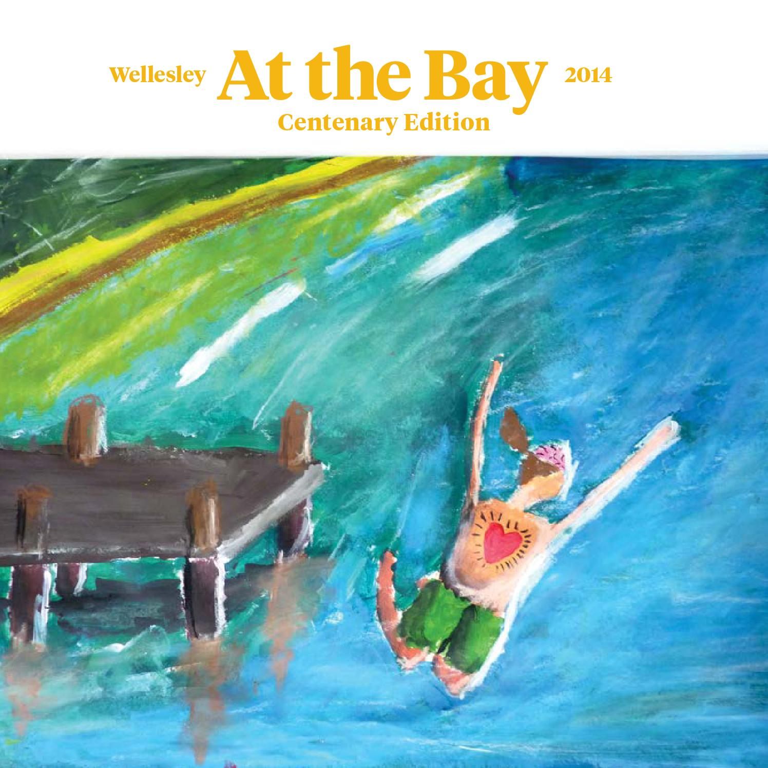 At The Bay 2015 By Wellesley College Issuu