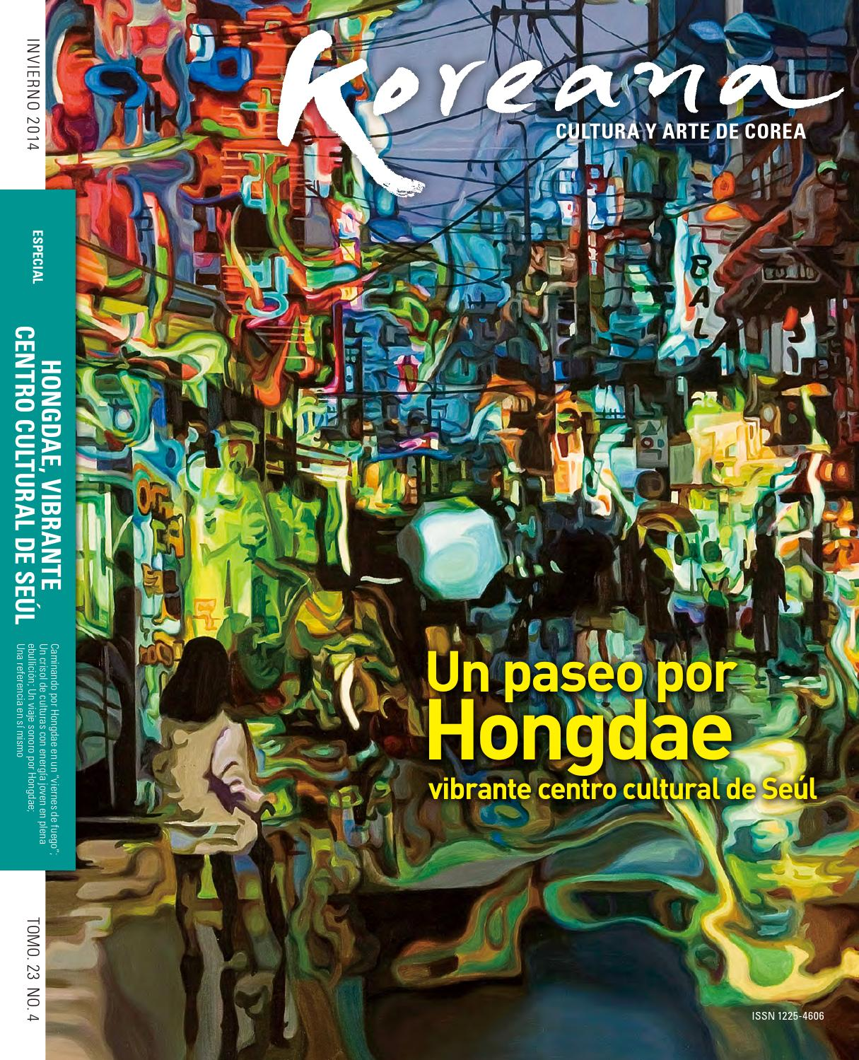 Koreana Winter 2014 (Spanish) by The Korea Foundation - issuu