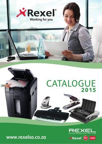 catalogue rexel 2013