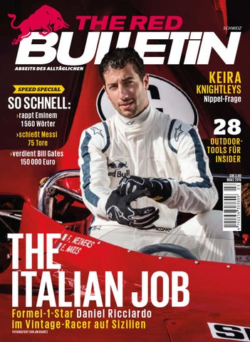 The Red Bulletin Marz 2015 Ch By Red Bull Media House Issuu