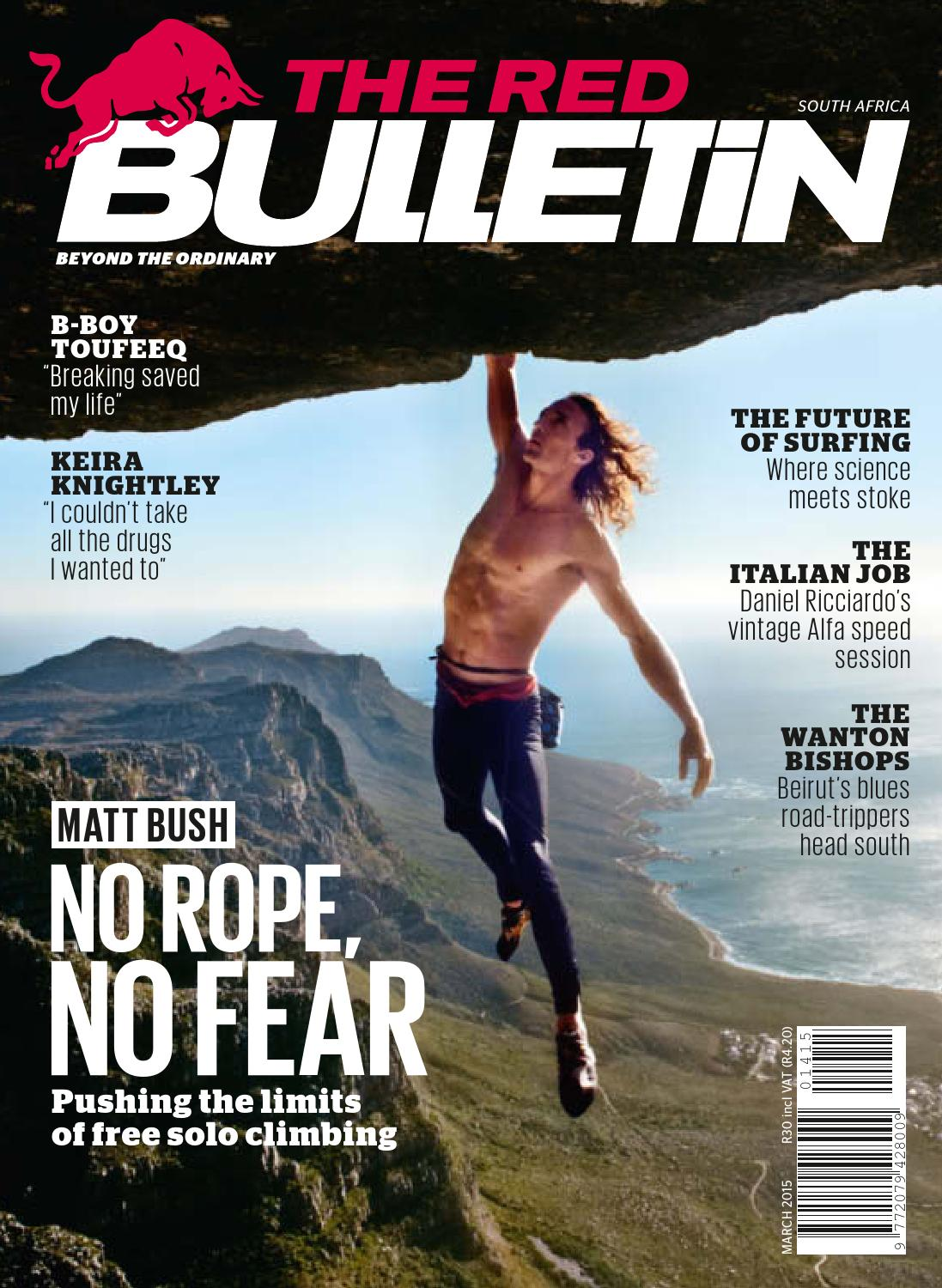The Red Bulletin March 2015 Za By Bull Media House Issuu Casio Sk1 1st Circuit Bending Project Complete W Zach L