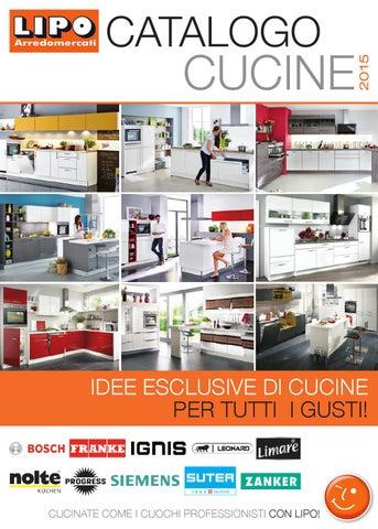 LIPO Catalogo cucine 2015 by sitesmedia - issuu