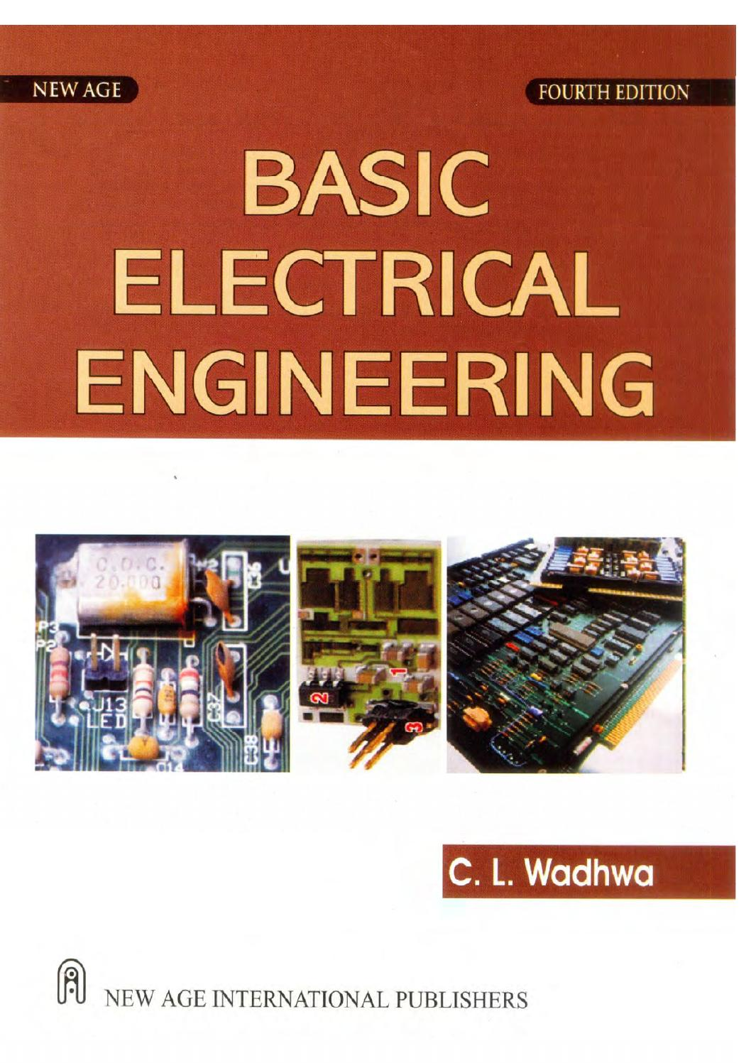 Basic Electrical Engineering 4th Edition By Vis Mechatronic Issuu Interactions Of A Circuitry With X Current And Voltage