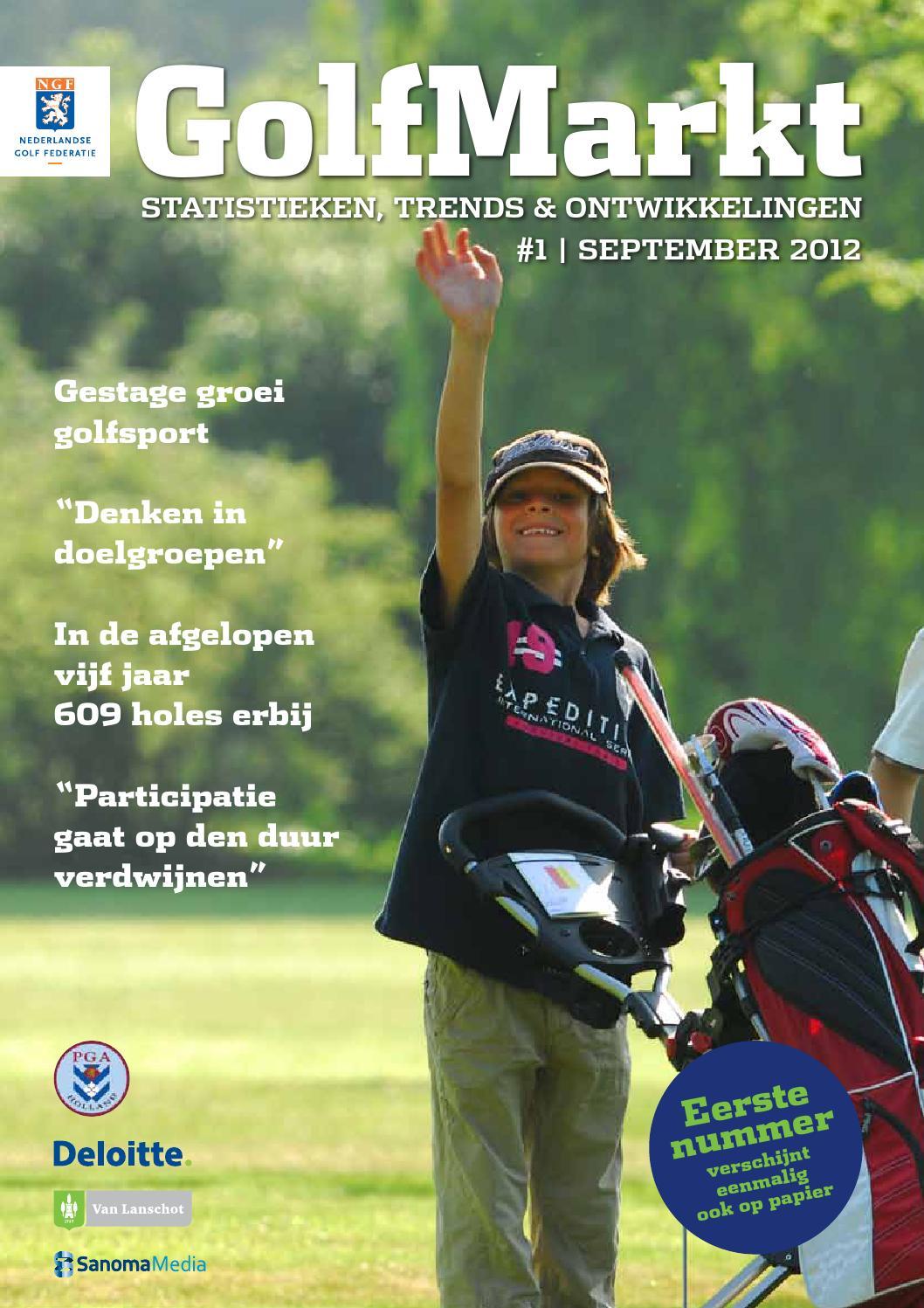 86bb9c0329c NGF GolfMarkt #1 by Koninklijke Nederlandse Golf Federatie - issuu