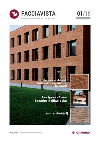 Facciavista Ebook 3 By Candela Costruzioni Issuu