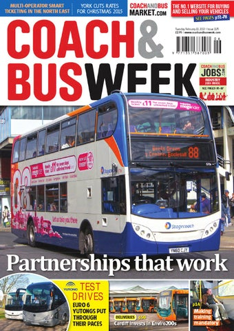 f50eb74b97 Coach   Bus Week   Issue 1175 by Coach and Bus Week   Group Travel ...