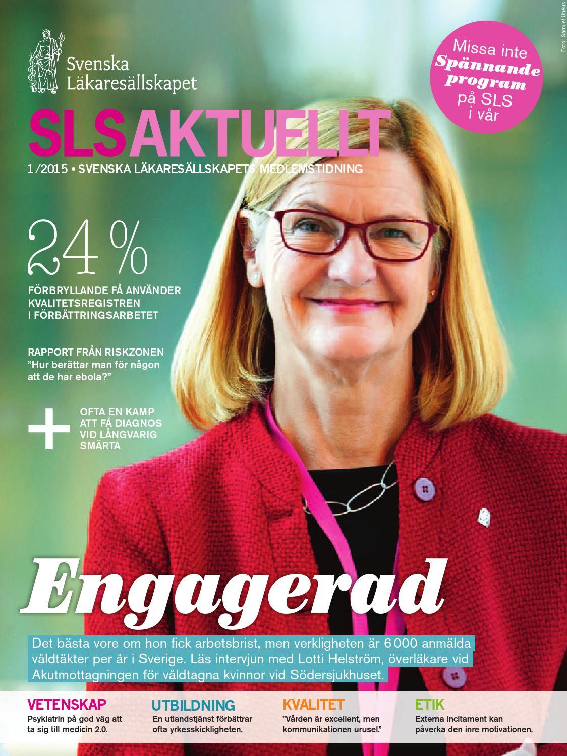SLS Aktuellt 1 2015 by InPress - issuu 5311ebdfa9359