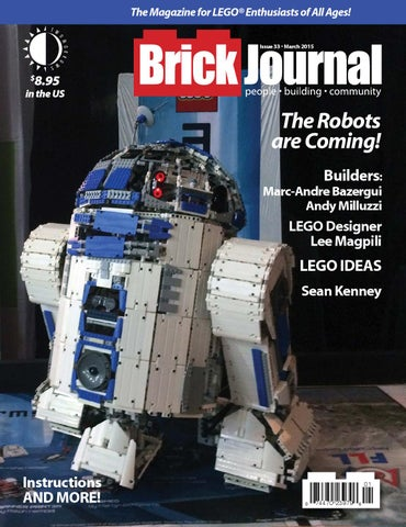 Brickjournal Lego Fan Magazine 33 By Presspad Issuu