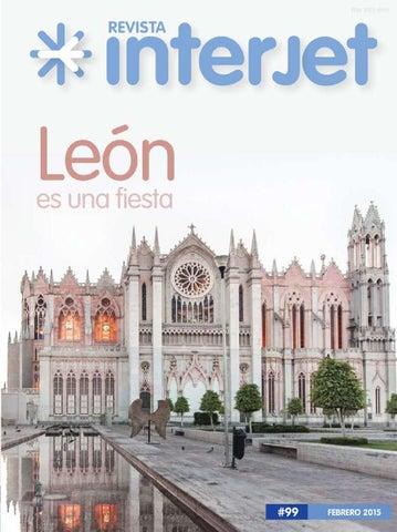 01ea4991a6203 Revista Febrero Interjet 2015 by Interjet - issuu