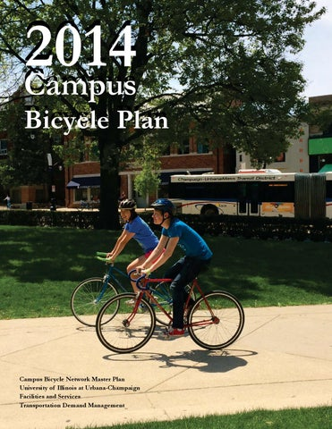 2014 Campus Bicycle Plan by Andrew Kopp - issuu