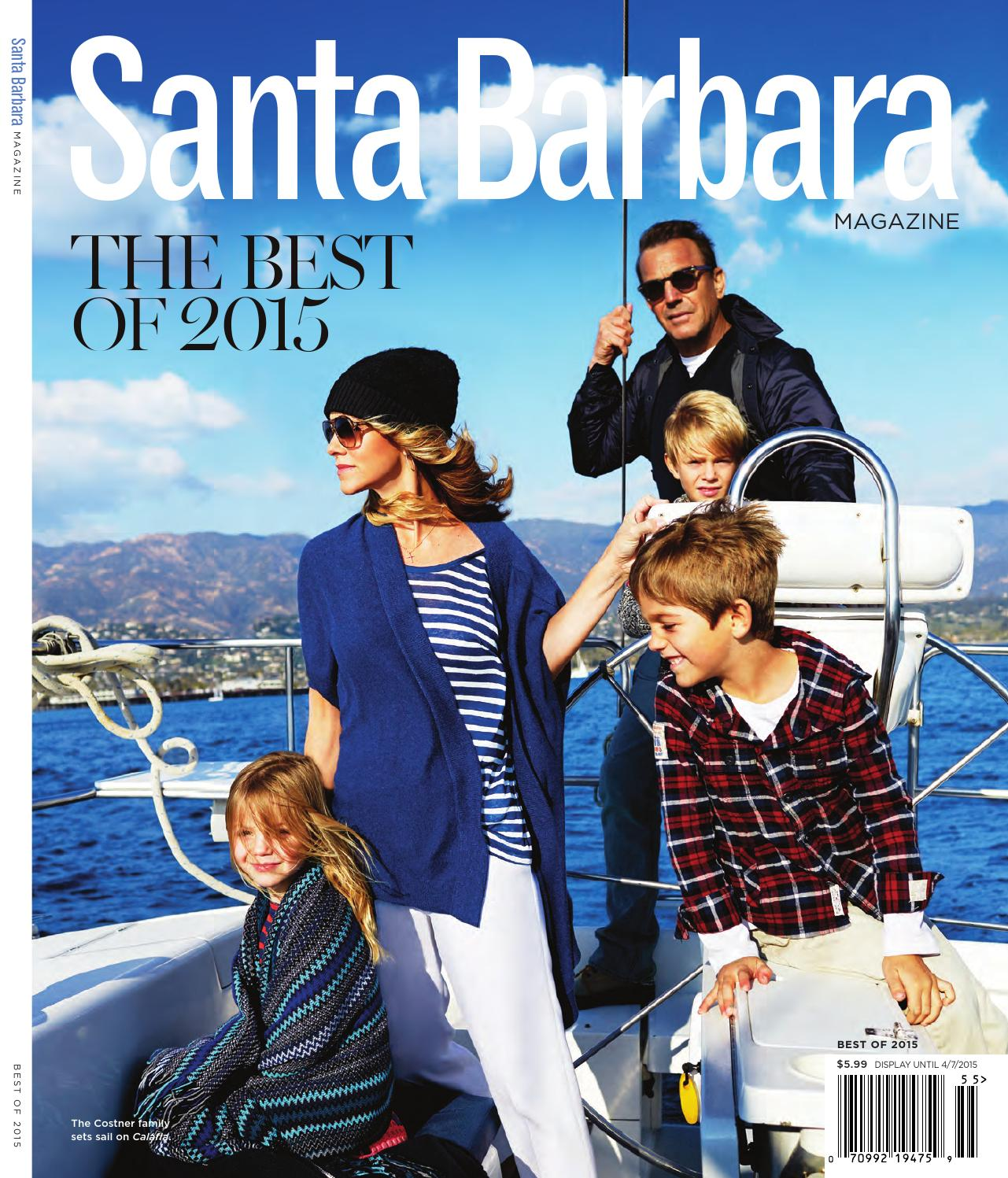 Best Of Santa Barbara 2015 By Magazine Issuu Xiaomi Redmi Pro Luxury Angelamp039s Wings Crystal Case Back Cover
