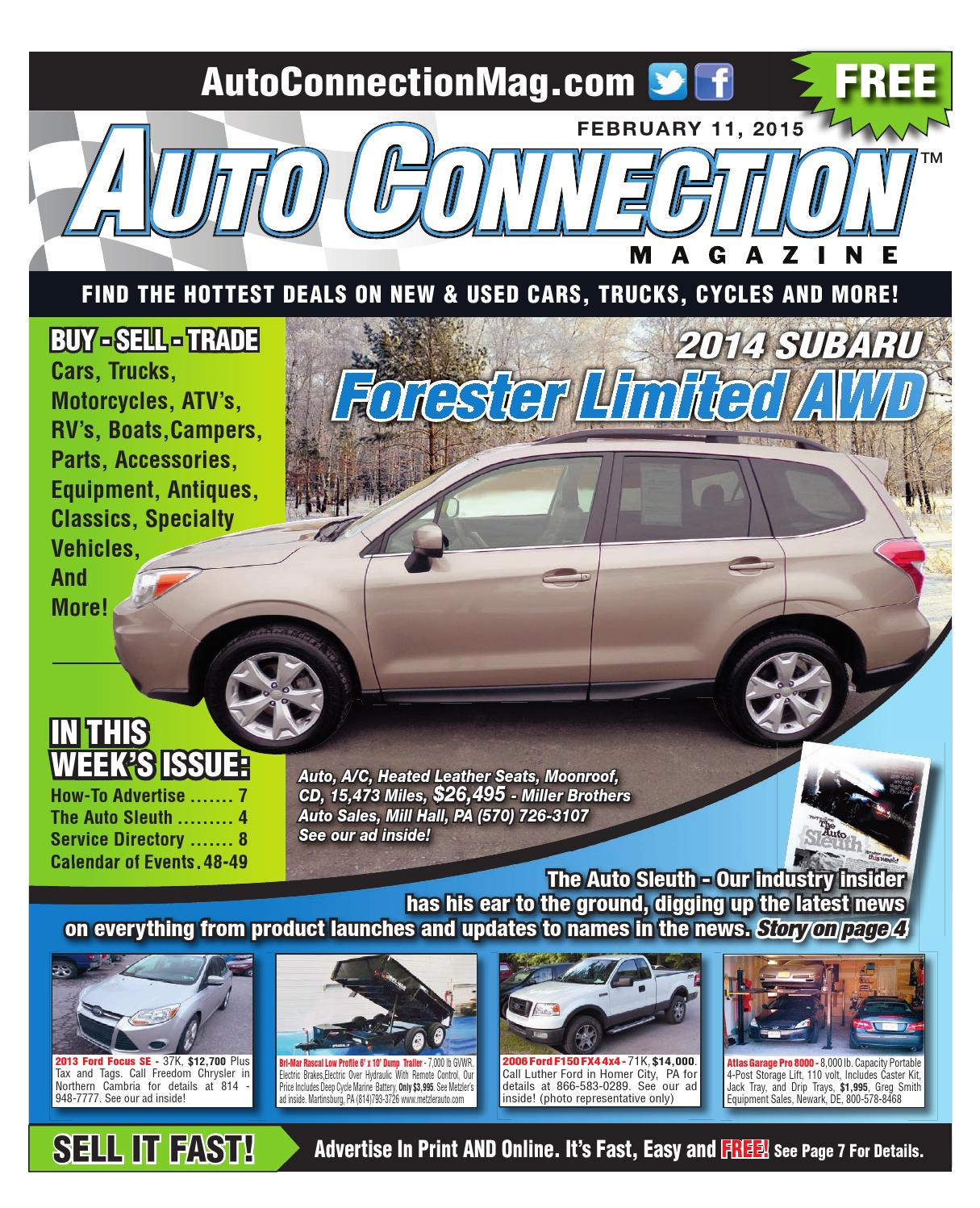 02-11-15 Auto Connection Magazine by Auto Connection Magazine - issuu 1b0a31f959
