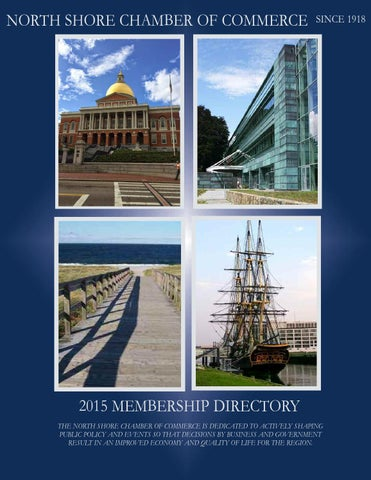 2015 north shore chamber membership directory ebook by north shore page 1 fandeluxe Image collections