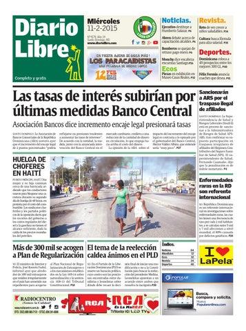 74edbabf652 Diariolibre4174 by Grupo Diario Libre