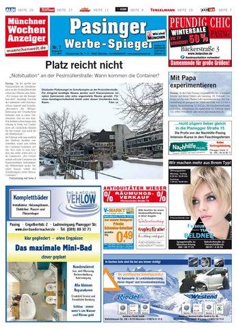 KW 07 2015 by Wochenanzeiger Medien GmbH issuu