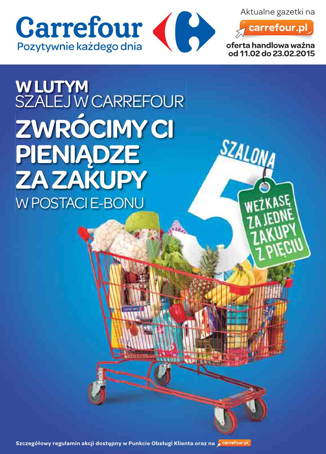 Gazetka Carrefour By Stronazpromocjamipl Issuu
