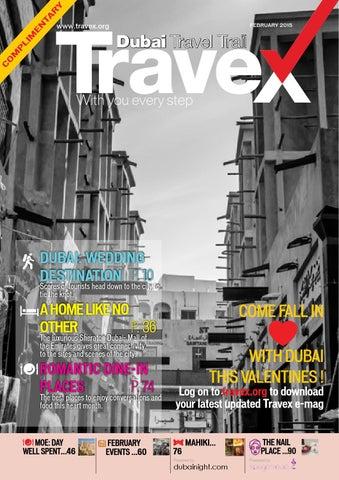 ae58a141d5a7 TRAVEX Dubai February 2015 by Travex - Dubai Travel Trail - issuu