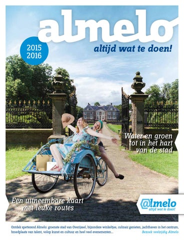 5407b32ff67 VVV Almelo by Beleef Twente - issuu