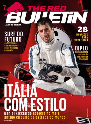 The Red Bulletin Março de 2015 - BR by Red Bull Media House - issuu 8994a1c187f