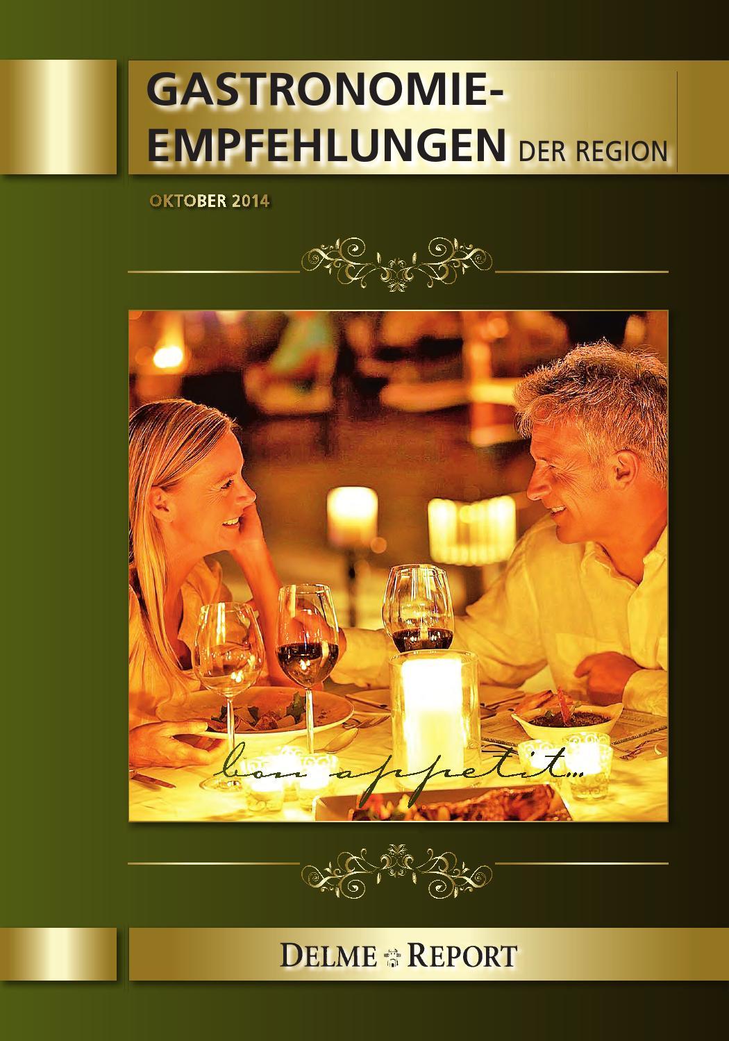 Gastronomie-Empfehlungen der Region_Delmenhorst by KPS ...