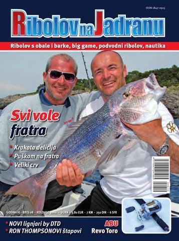Mjesta za upoznavanje koja idu u ribolov