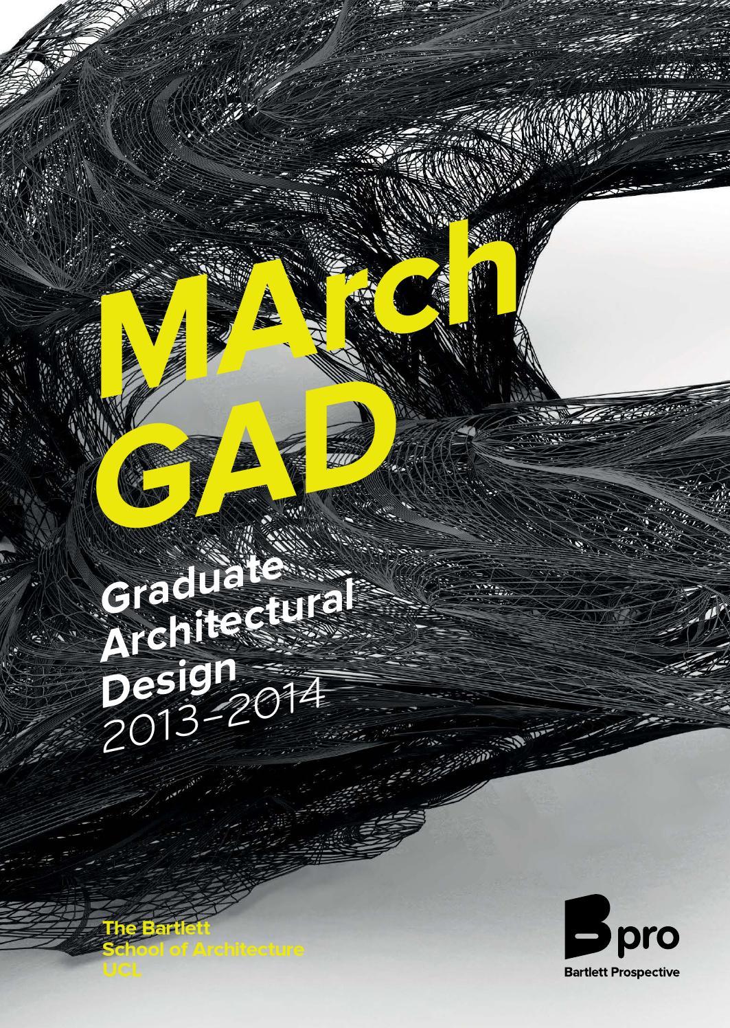 Architecture Design 2014 march adthe bartlett school of architecture ucl - issuu