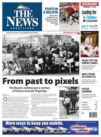Abbotsford News, February 11, 2015 By Black Press   Issuu
