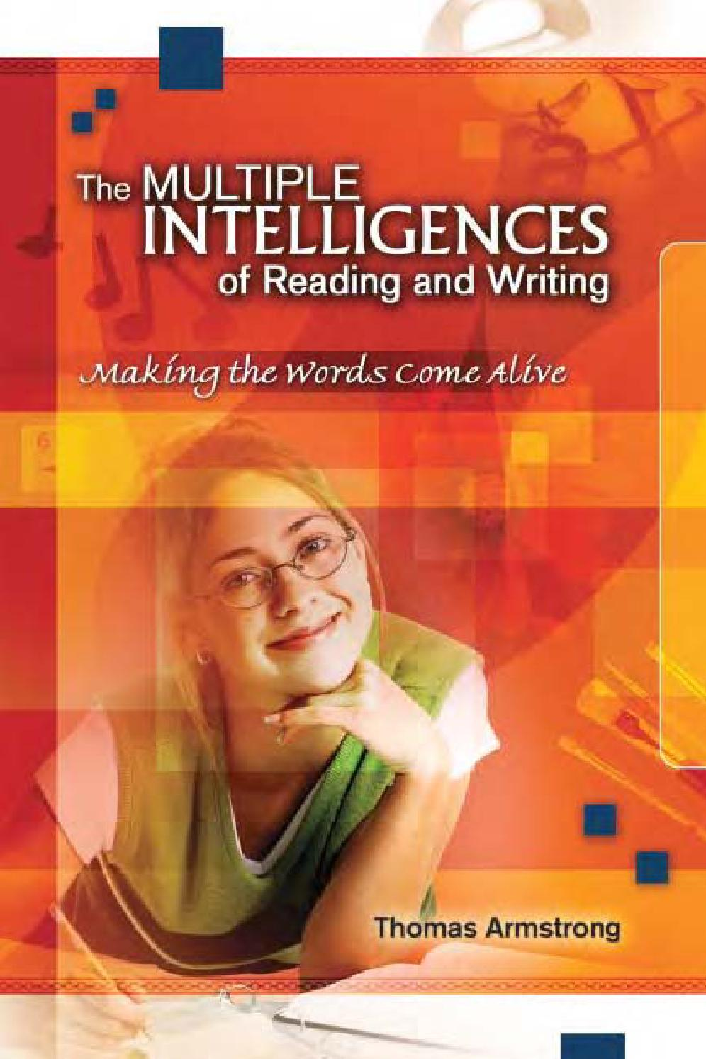 Thomas Armstrong The Multiple Intelligences Of Reading And Writing Viking Train Horn Wiring Diagram Making Words Come Alive By Mi Ra Issuu