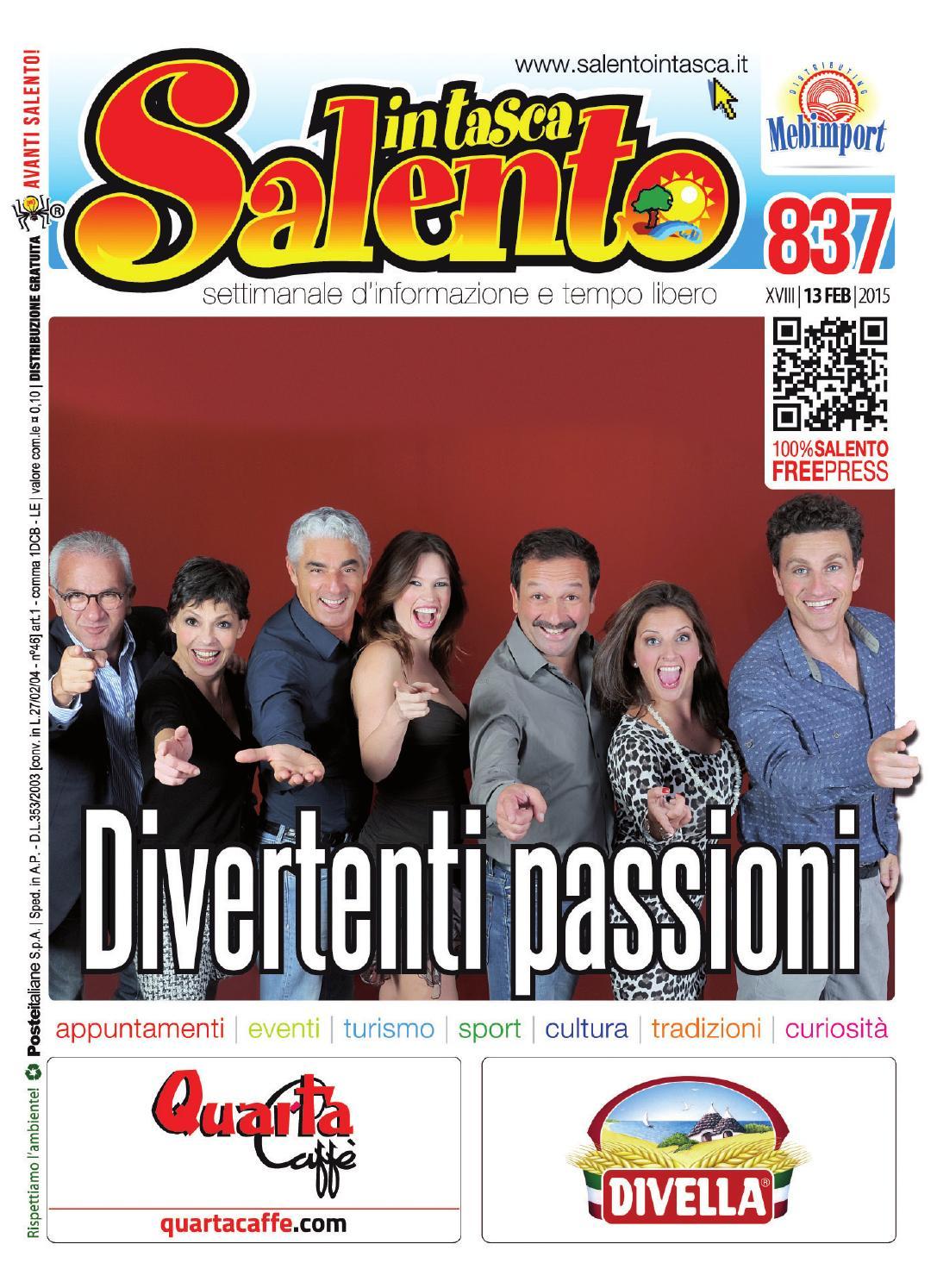 SALENTO IN TASCA 837 by SALENTO IN TASCA - issuu 4fad61305e3