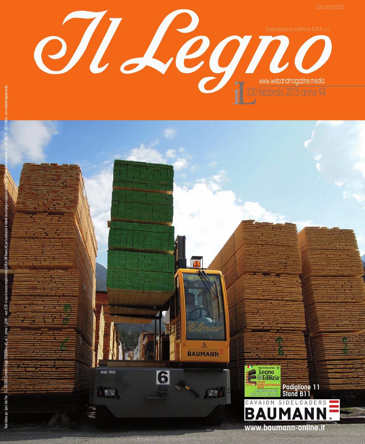 Illegno Gennaio By Web And Magazine Srl Issuu