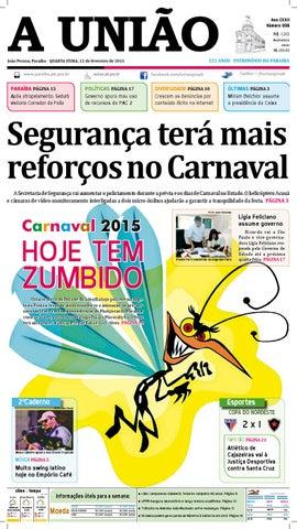 76bf40e1658 Jornal A União by Jornal A União - issuu