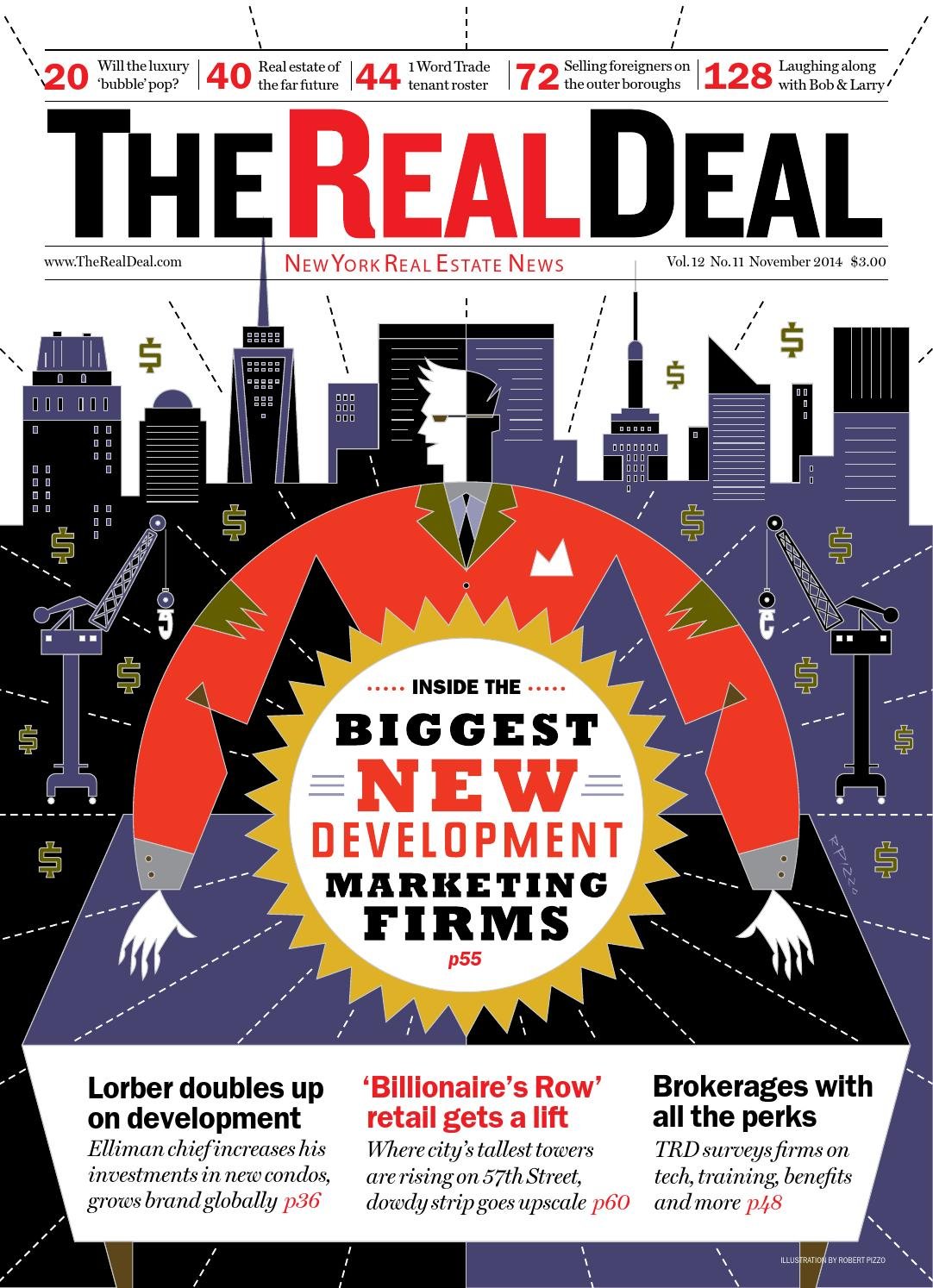 b65157822 The Real Deal November 2014 by The Real Deal - issuu