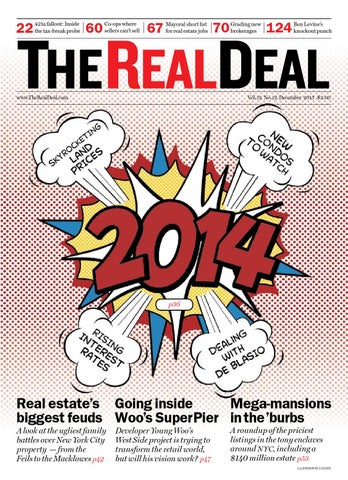 37a919490604 The Real Deal December 2013 by The Real Deal - issuu